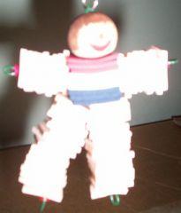 Marionette bonhomme